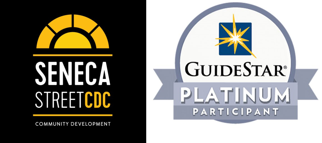 Seneca Street Community Development Corporation Reaches GuideStar© Platinum